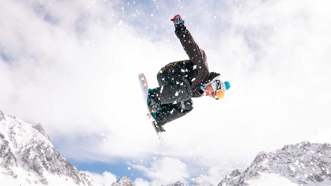 Freestyle en snowboard Grand Tourmalet