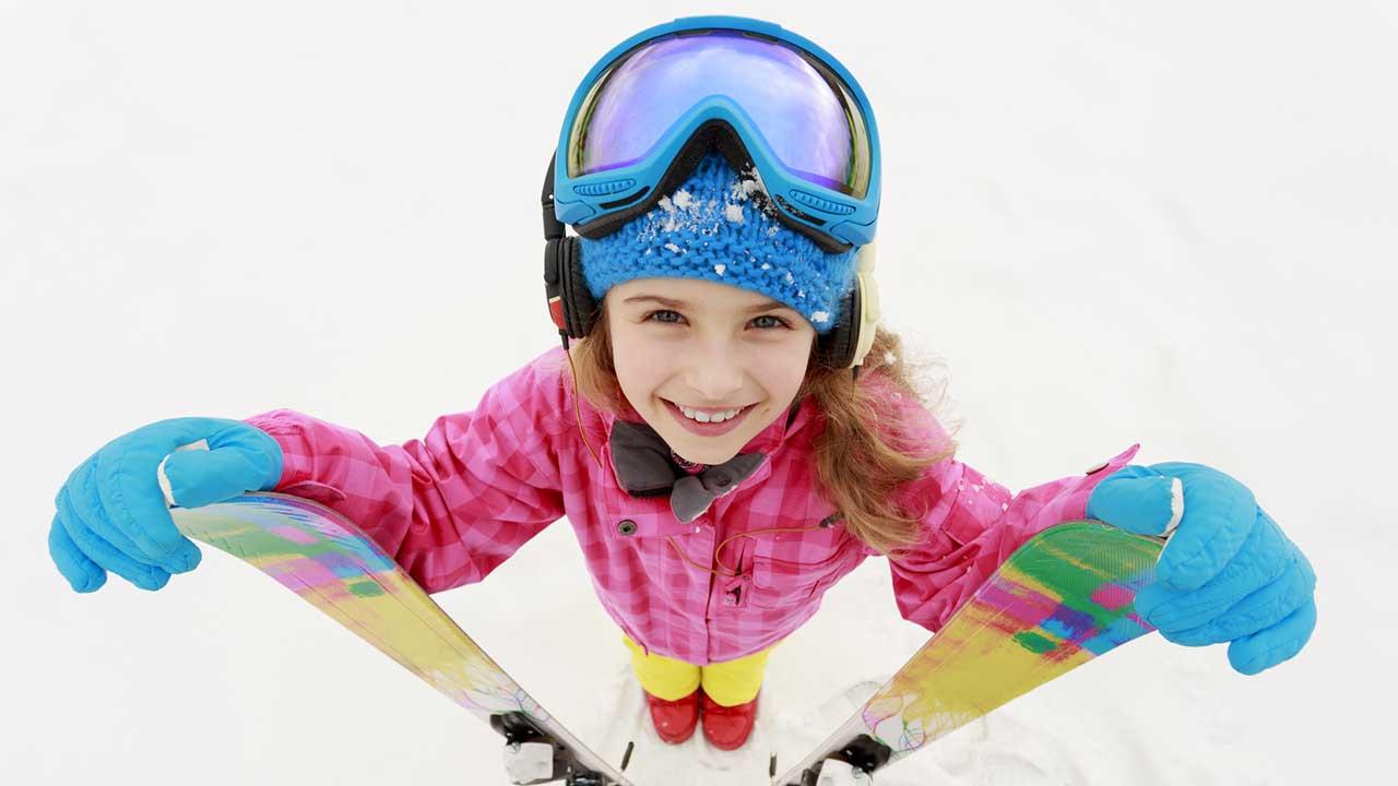 ski fillette grandtourmalet -©adobestock