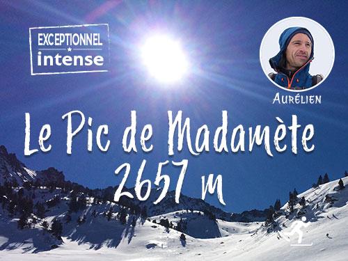 Randonnée à ski au coeur du Massif de Néouvielle