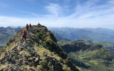 Randonnée au Pic du Montaigu