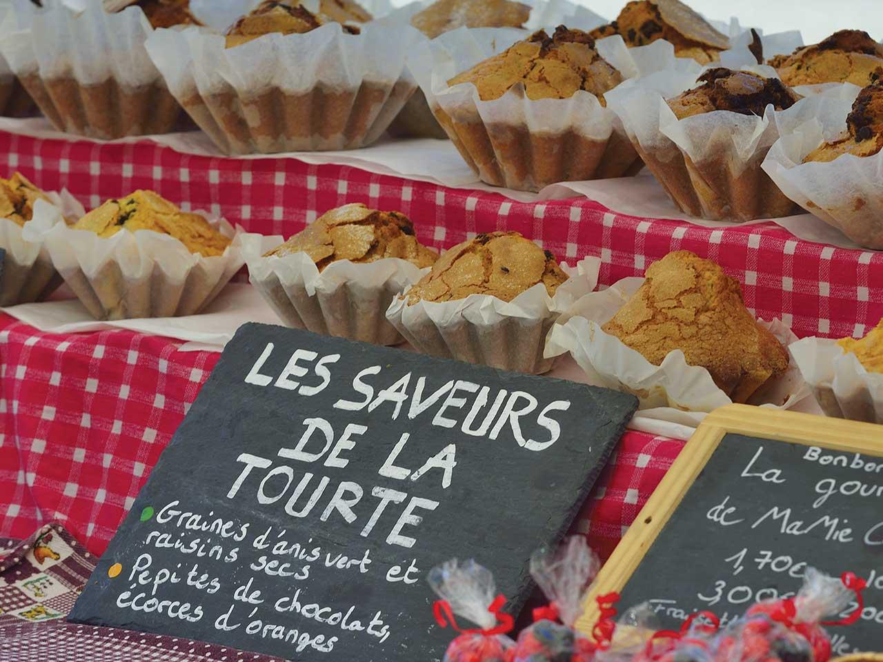 tourte des Pyrénées