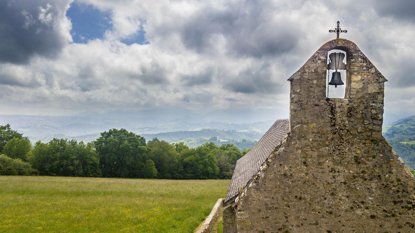 La chapelle de Laroumé
