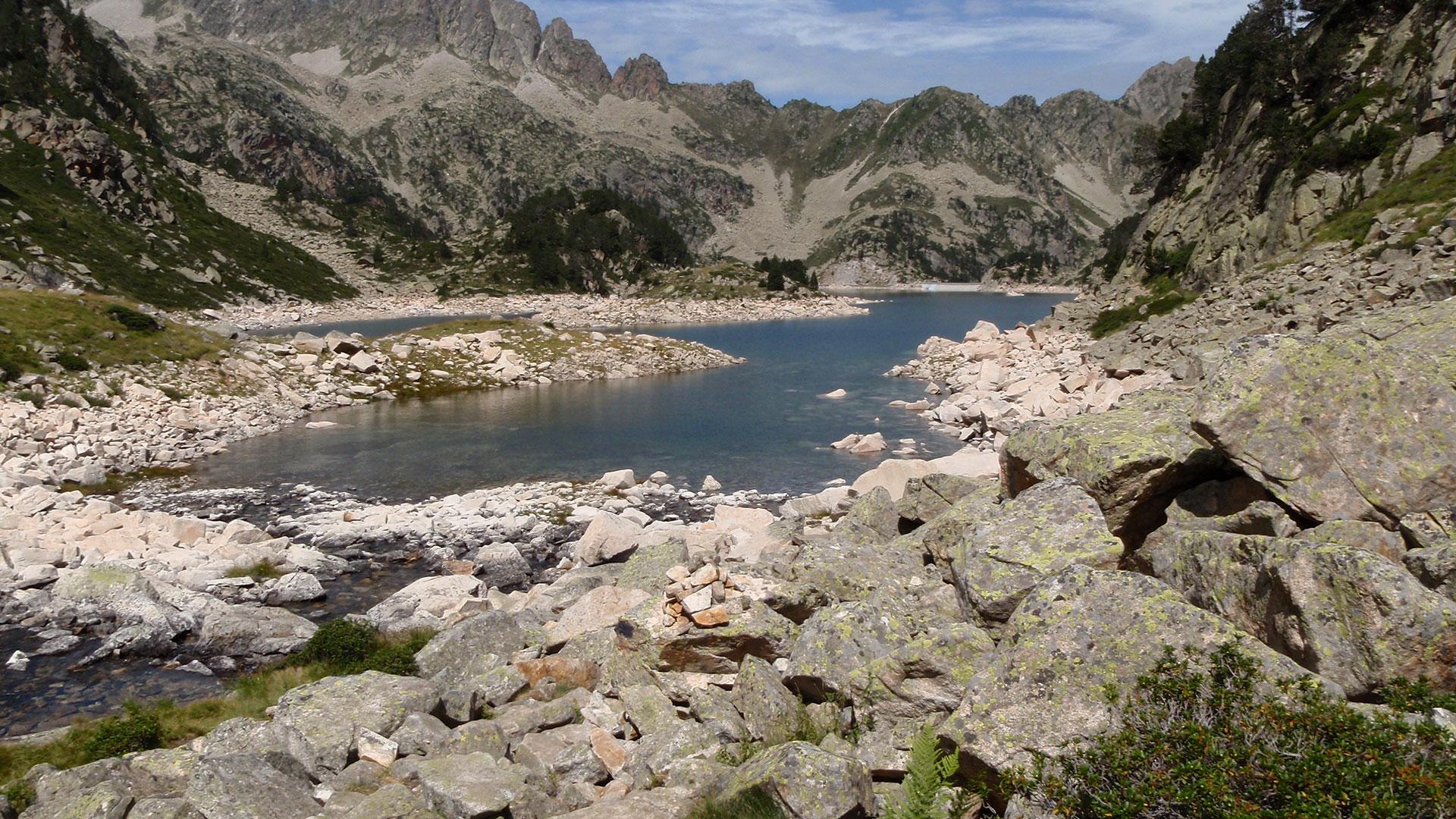neouvielle lac de greziolle