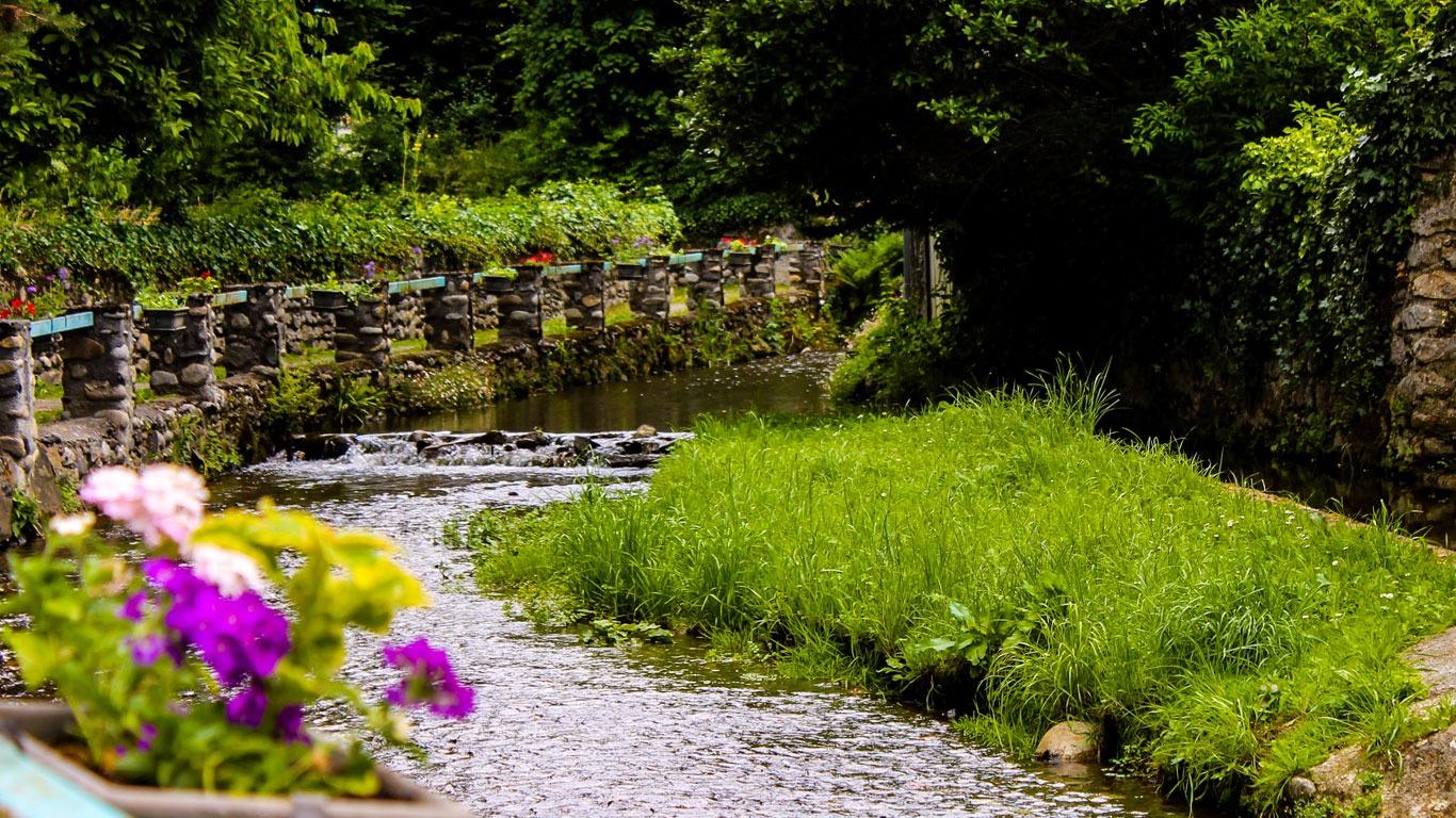 Le ruisseau la Gailleste