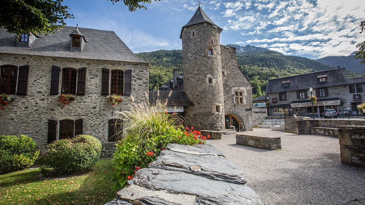 Village de Saint Lary