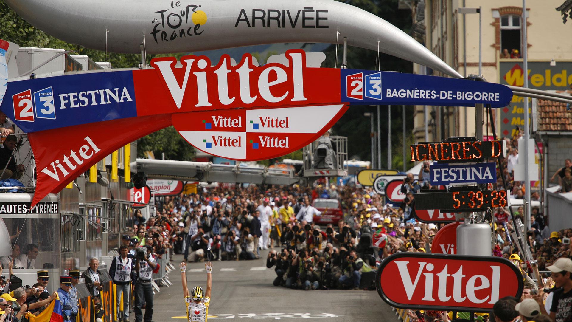 Tour de France- bagneres