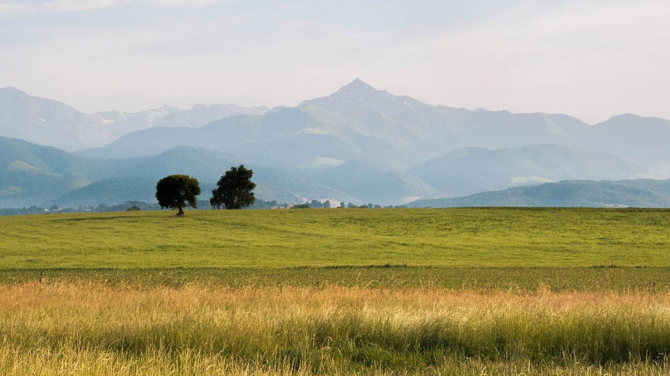 Panorama-Hitte-Village-Hautes-Pyrenees