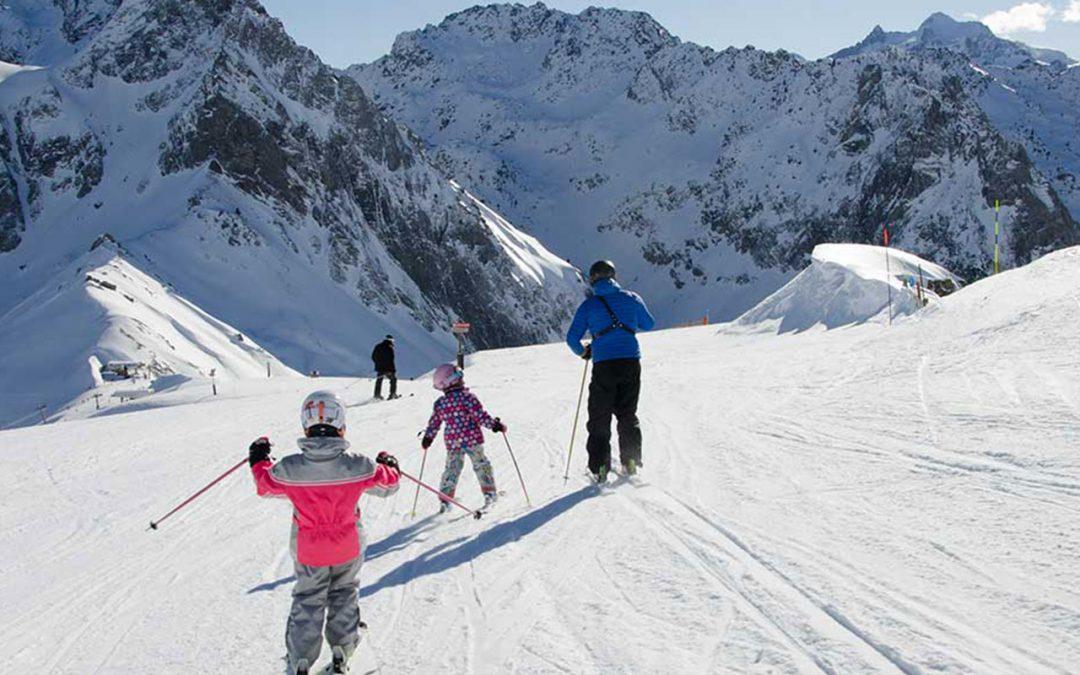 Stay at the Grand Tourmalet Barèges-La Mongie ski resort