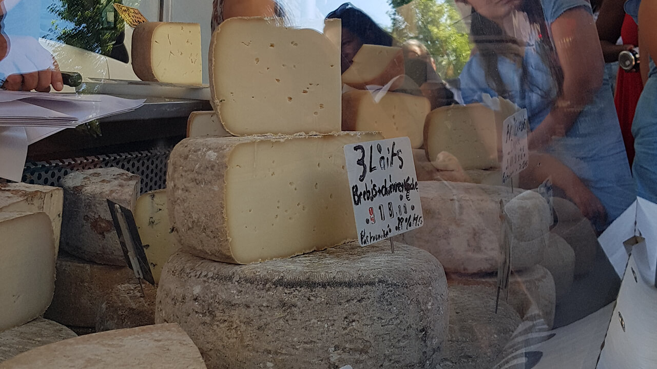 marche bagneres bigorre ete producteurs fromage