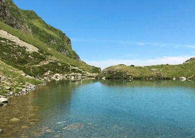 Lac de montarouye