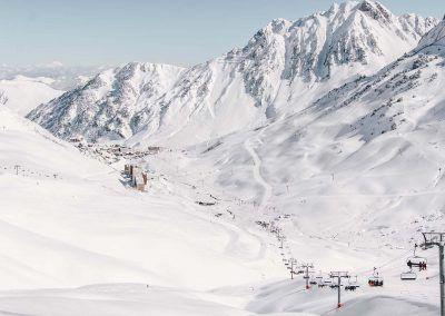 La mongie séjour domaine skiable