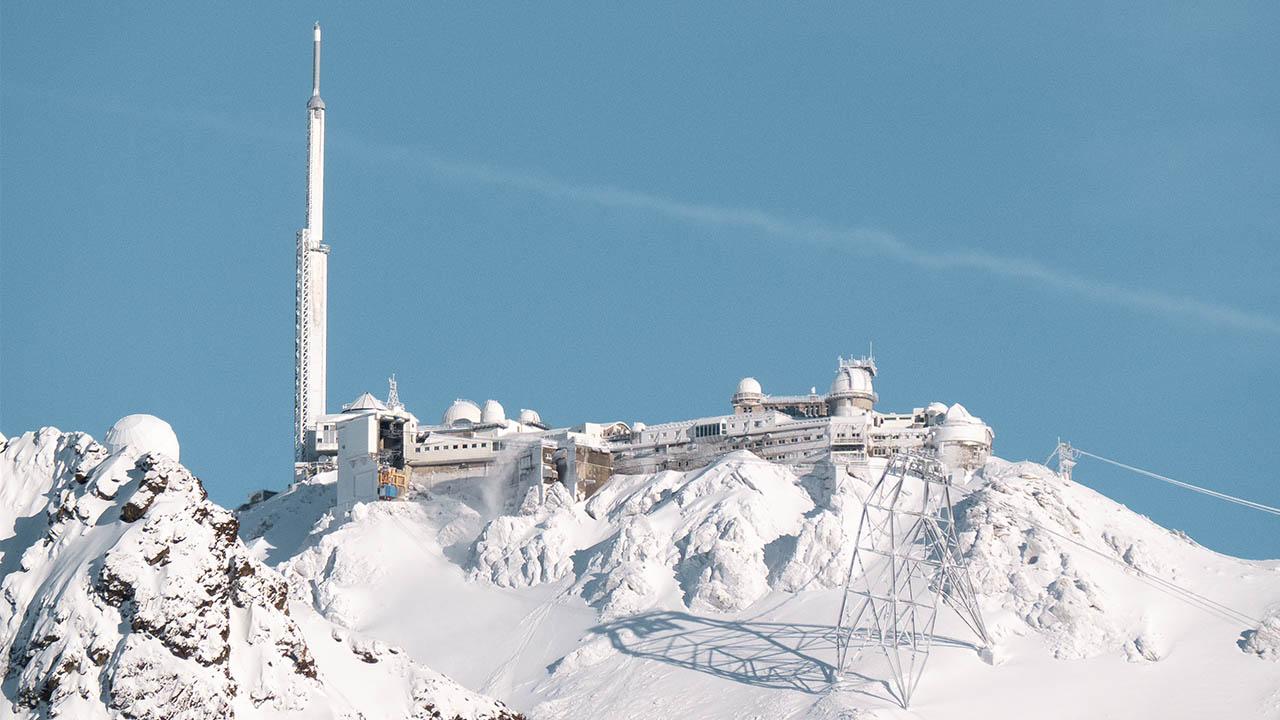 Domaine skiable Pic du Midi