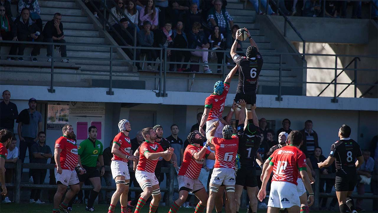 match de rugby