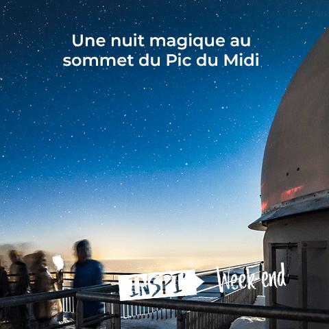 Une nuit au sommet du Pic du Midi