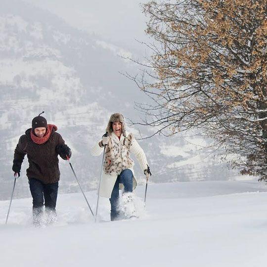 Bon-plan Sejour sans ski randonnée raquettes