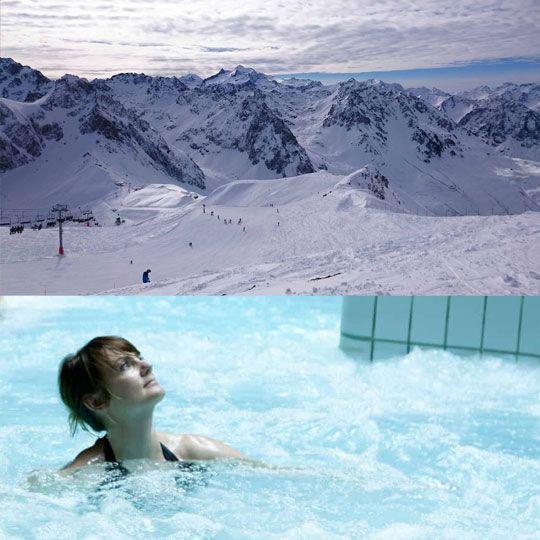 Bon plan HPTE Week end Ski Spa