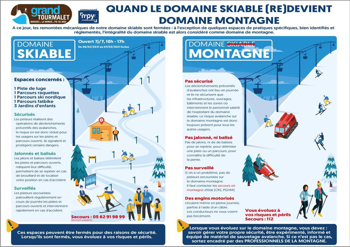 LA MONGIE DOMAINE GRAND TOURMALET-