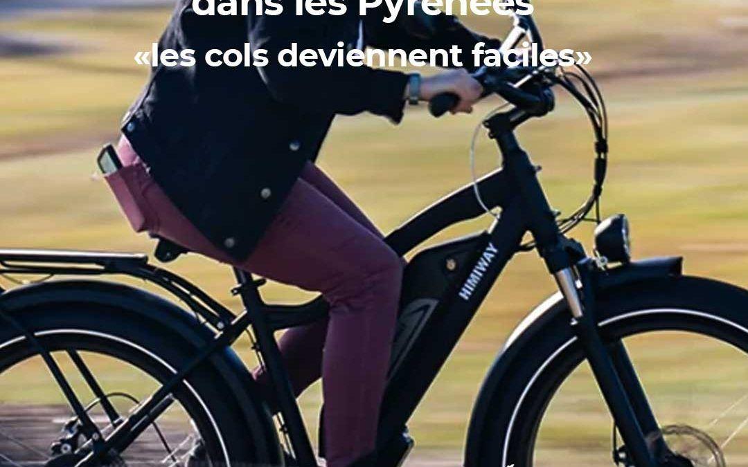 Un séjour vélo électrique dans les Pyrénées