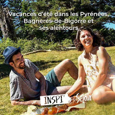 Vacances d'été dans les Pyrénées