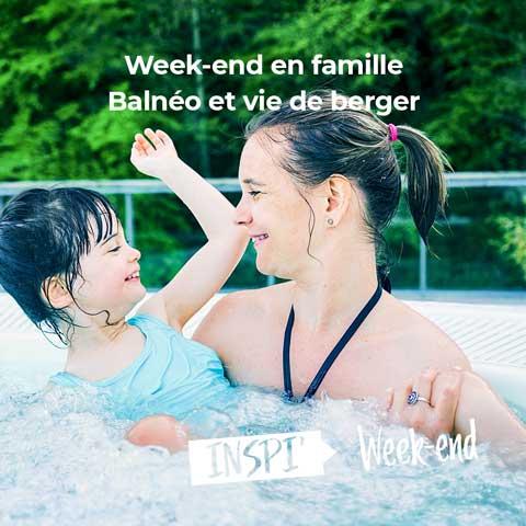 Weekend en famille dans les Pyrénées